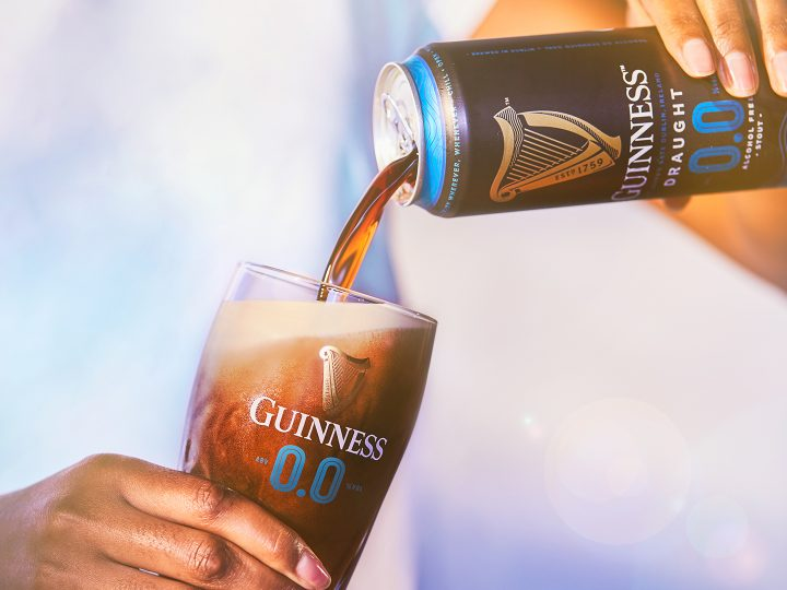 My goodness – Guinness goes alcohol free