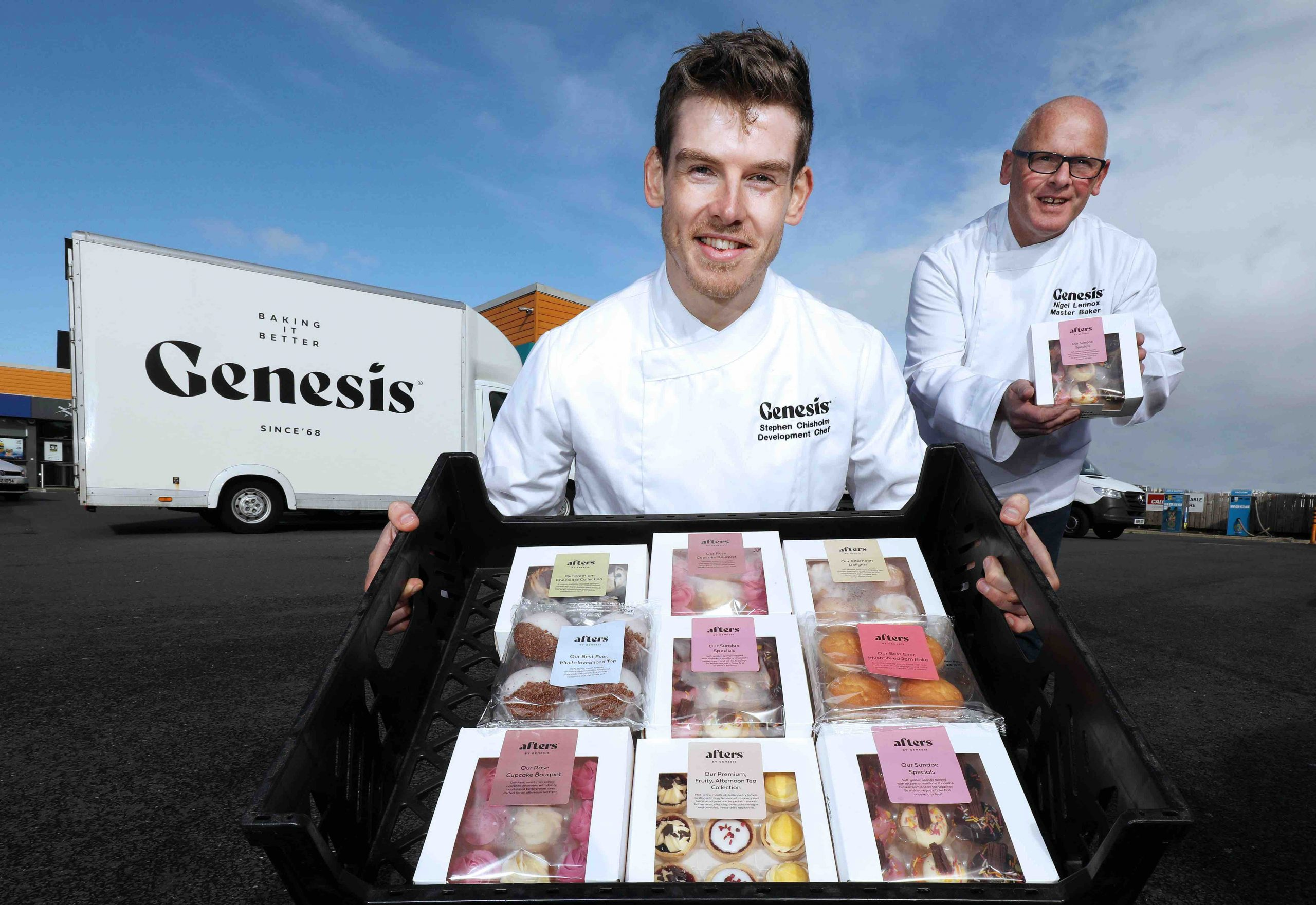 Afters by Genesis teams up with Great Irish Bake Off Winner