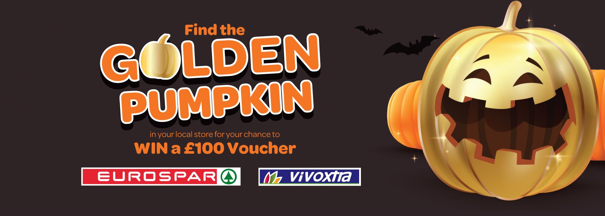 Hendersons' Happy Halloween with In-store Pumpkin Hunt
