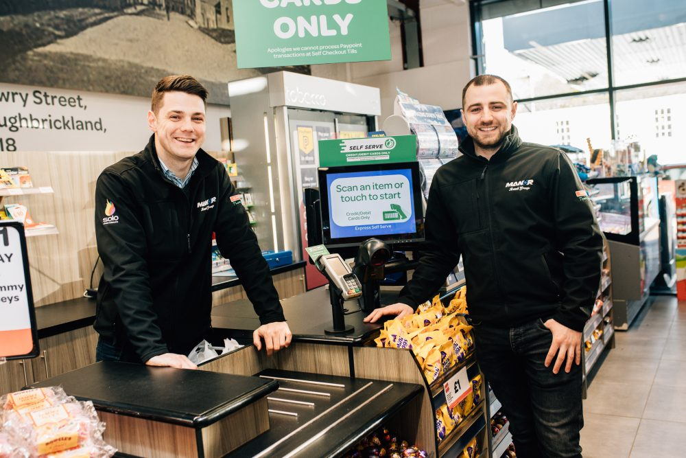 NI Retailers Awarded for Excellence in Technology and Food-to-Go
