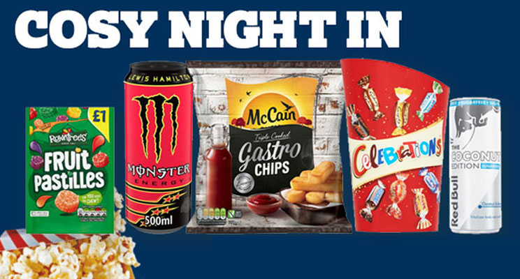 Nisa's Cosy Night In Promo launched