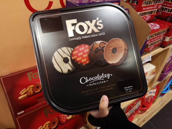 Contains Cookies – Ferrero to take over Fox's Biscuits