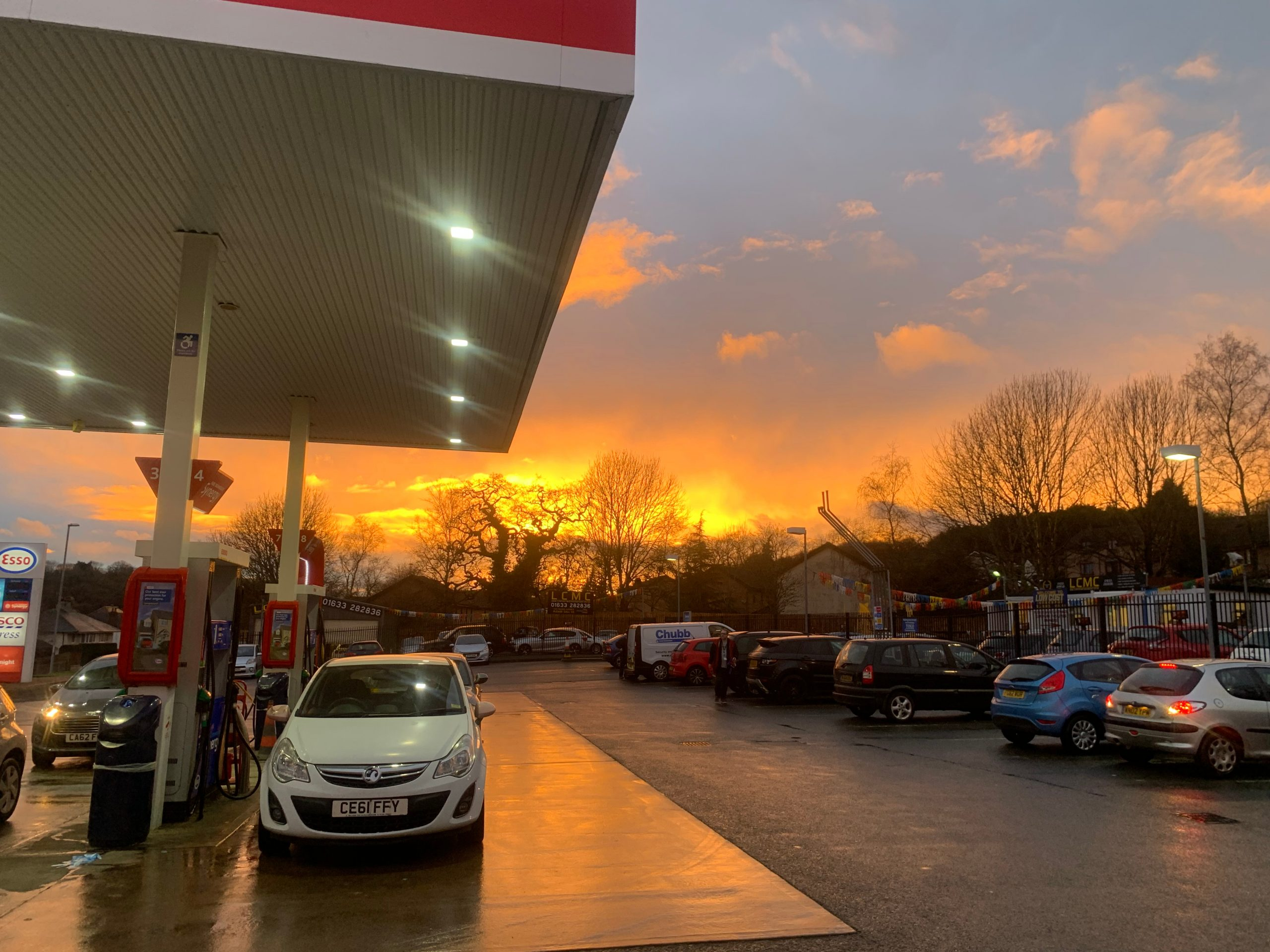 Forecourt Crime Reduced by Half During Lockdown