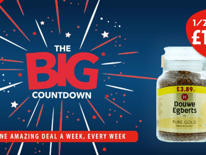 Big price promotions by Nisa – Countdown to Christmas