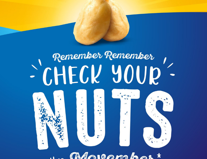 KP Snacks Supports Movember Campaign