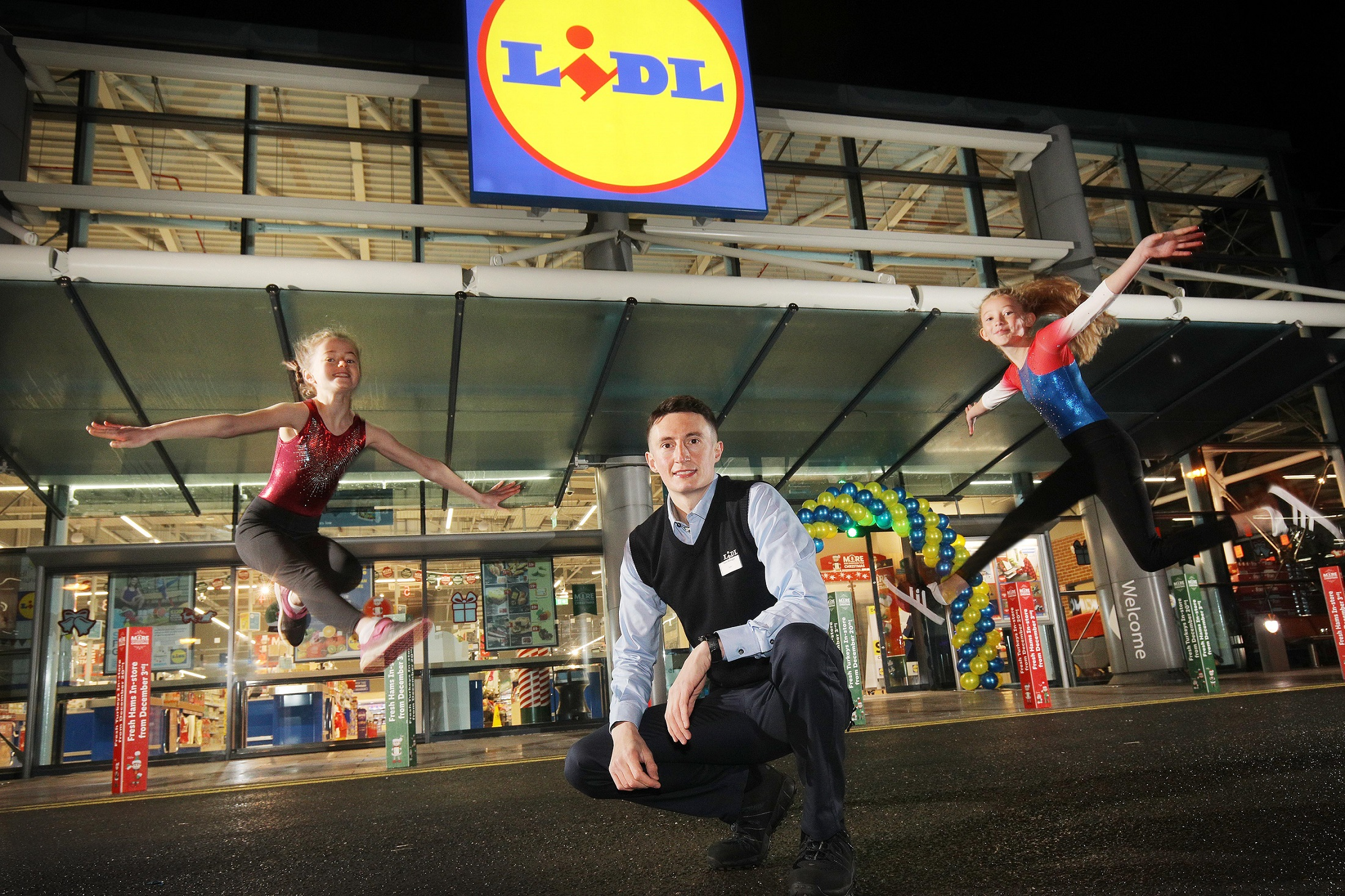 Lidl milestone with 40thstore opening in Holywood Exchange Retail Park