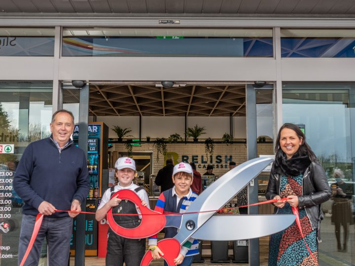 McBride's MAXOL reopens after £350,000 investment