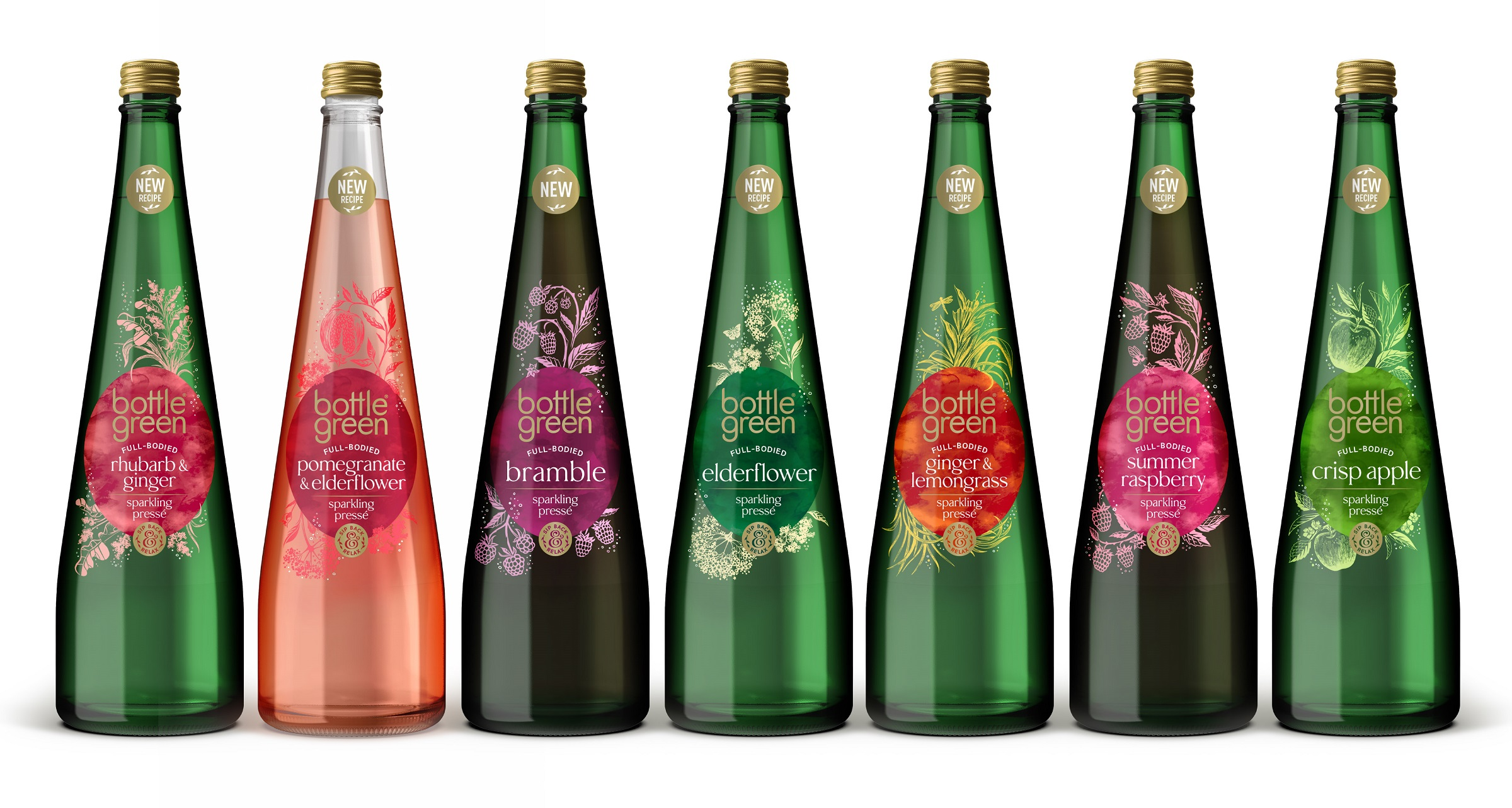 Bottlegreen relaunches – with new variants