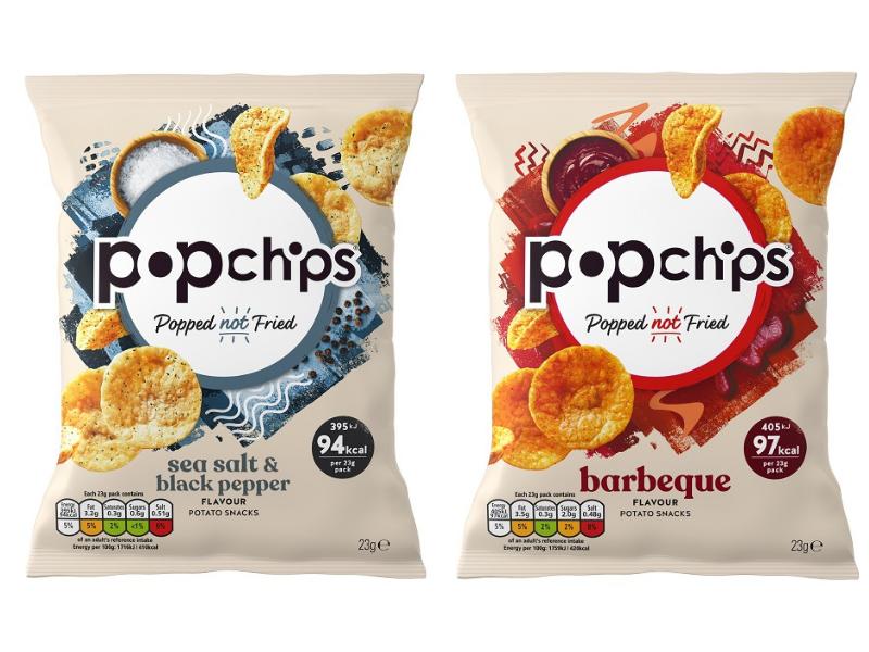 KP Snacks Reveal New Low Plastic Packaging