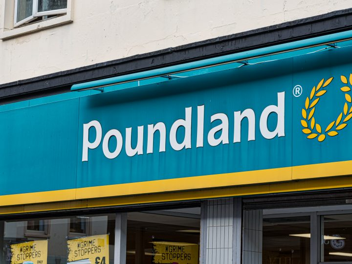 In for a penny, in for a Poundland