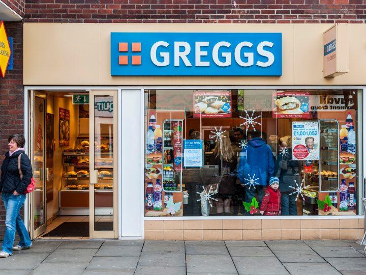 Greggs slice jobs