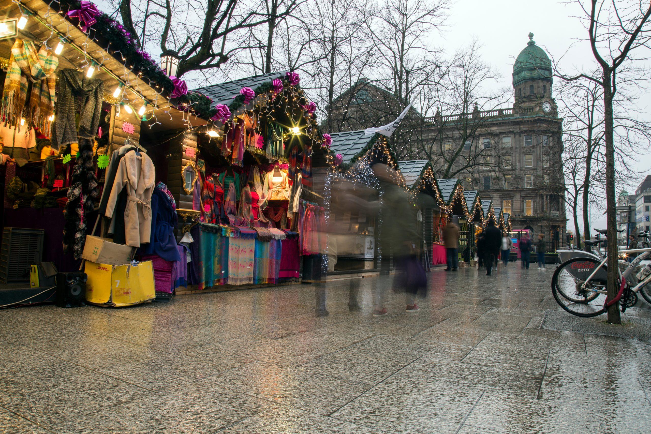 Belfast needs a breath of fresh air – footfall down by half