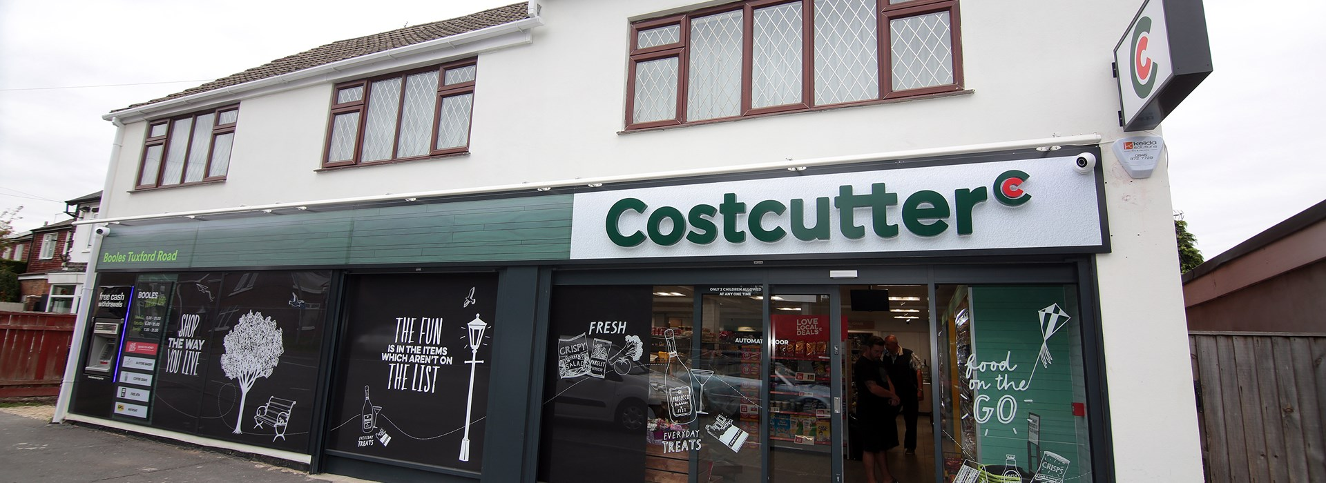 Bestway Extends Co-op Supply Deal For Costcutter Retailers
