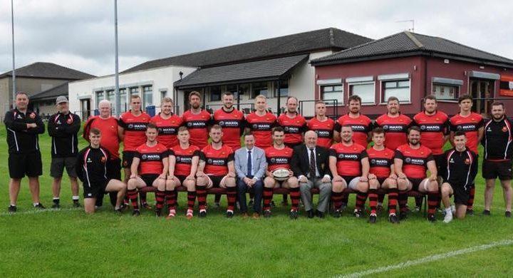 Maxol announce two-year renewal as principal sponsor of Carrickfergus RFC