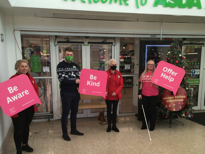 Asda Pledges Support to Customers with Sight Loss