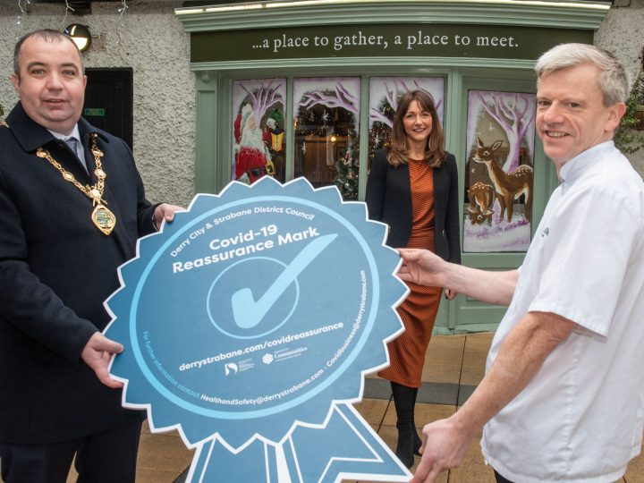 Council's Covid Confidence Reassurance Mark to help bring business back to town centres