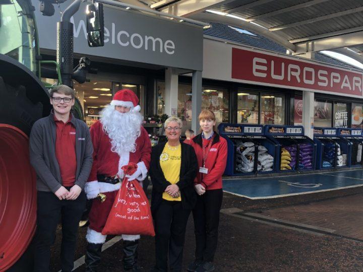 Santa Claus is coming to town thanks to Dromara retailer