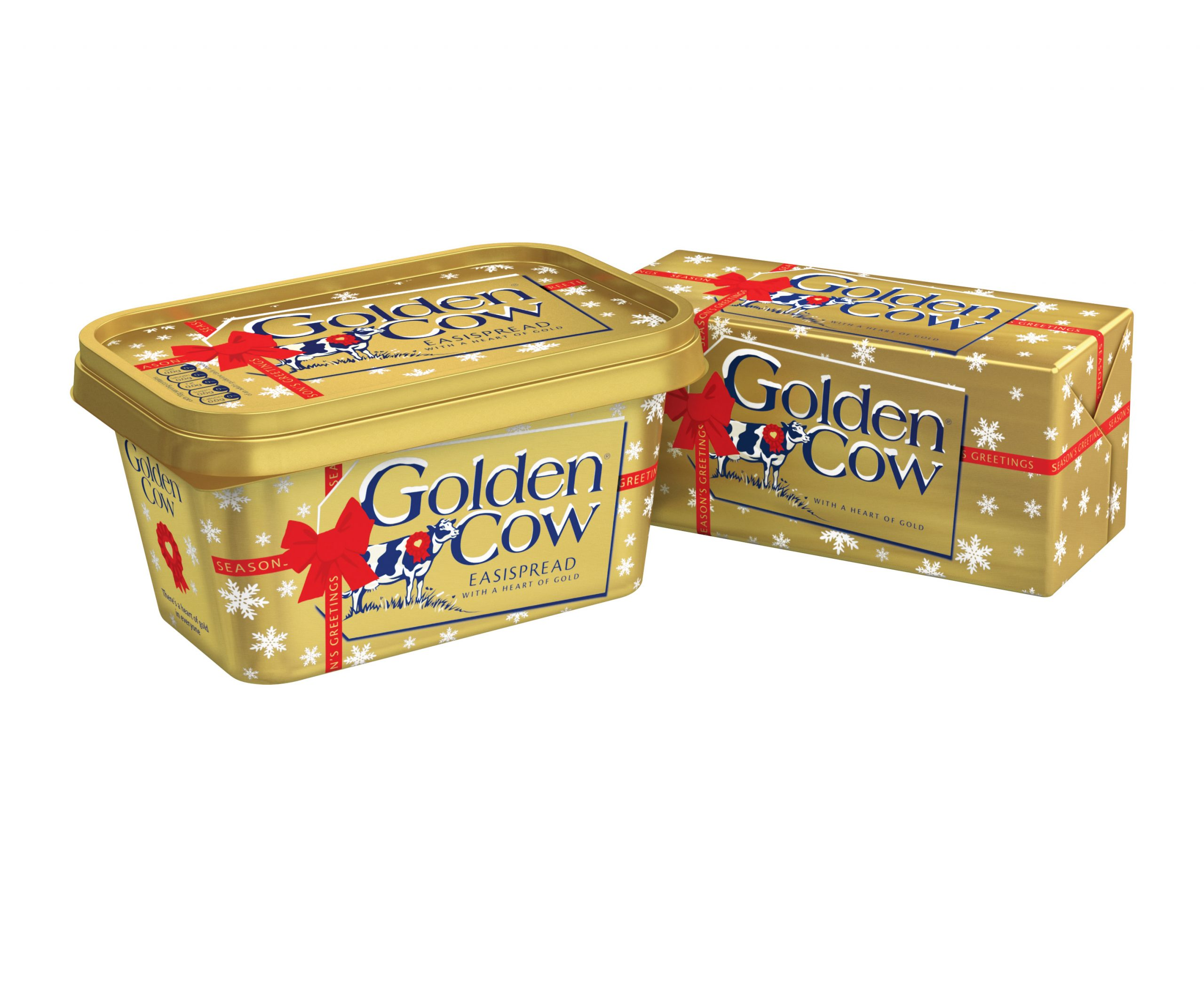 Golden Cow – A Traditional of Taste this Christmas