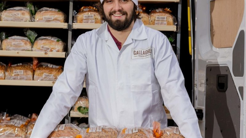 Tasty, Healthy Sourdough Range from Gallagher's Bakehouse