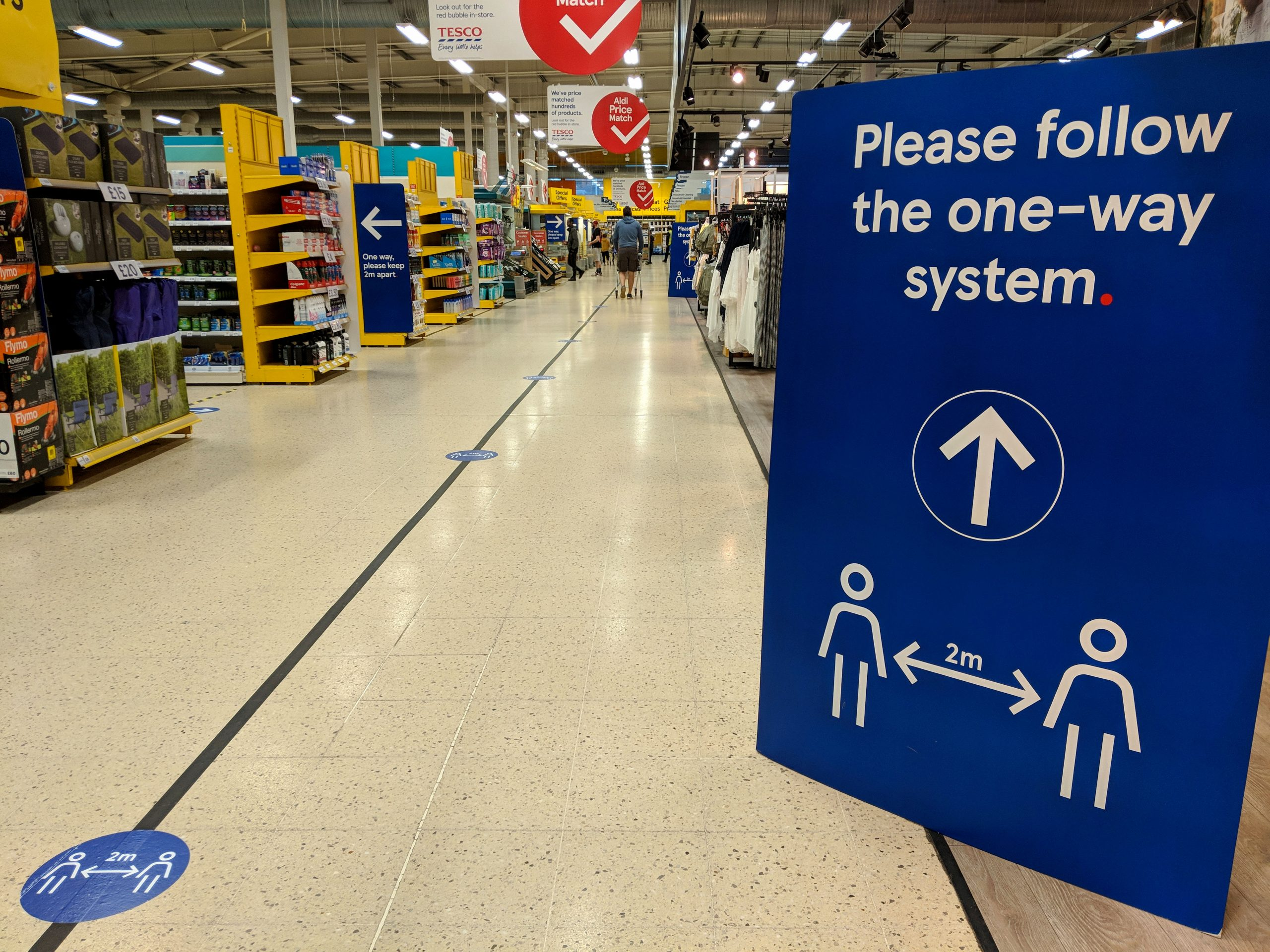 Tesco repays its business rates relief