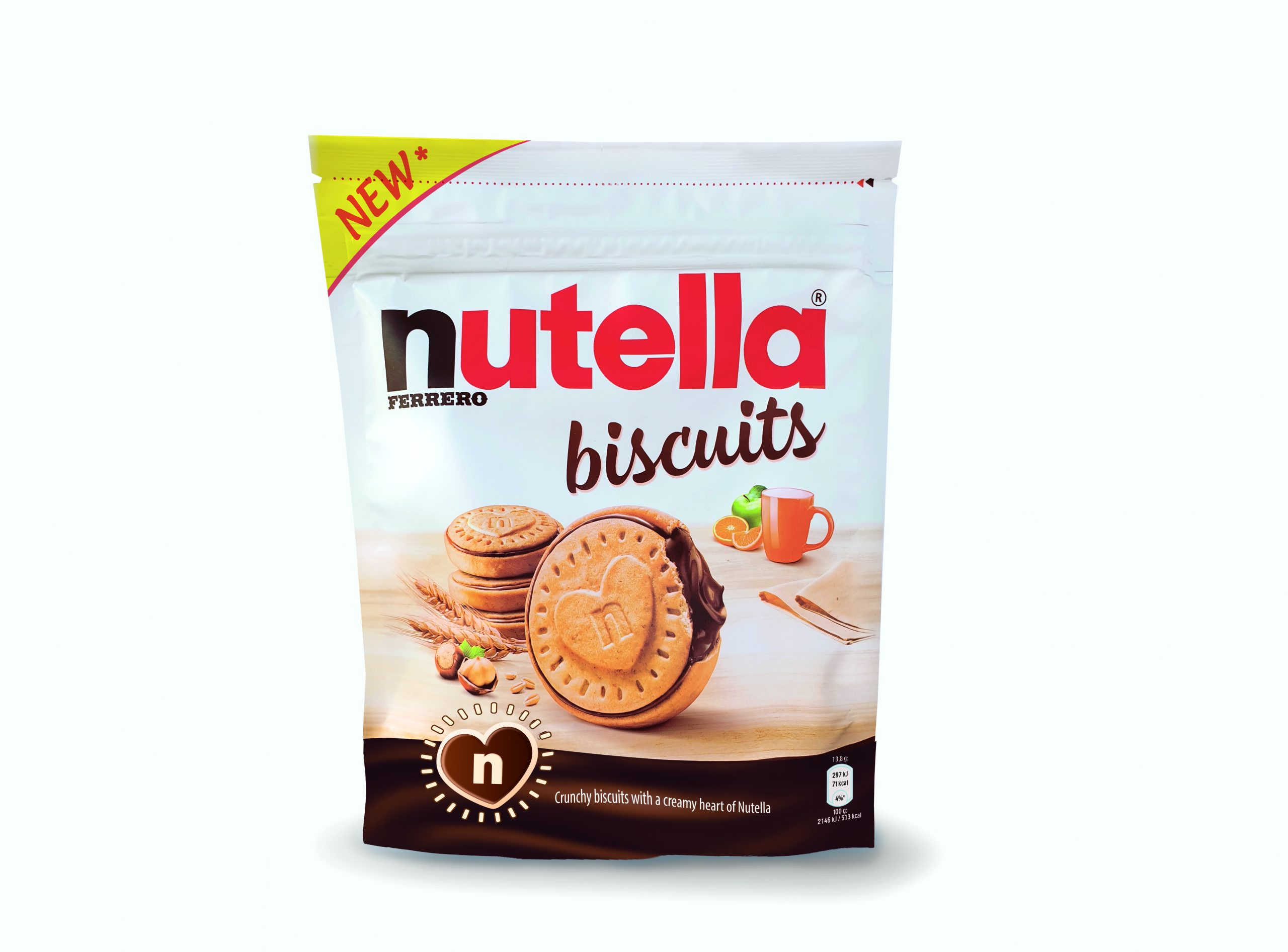 Nutella Launches New Biscuit Range
