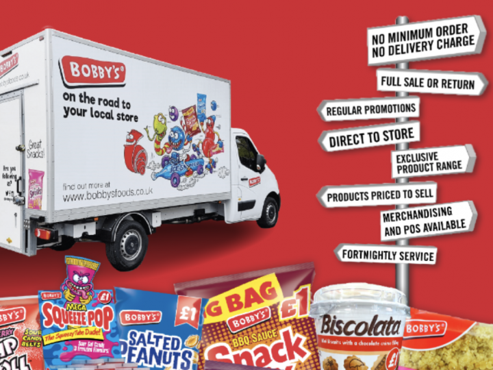 Bobby's Scoop 'Sales Team of the Year' title at the Retail Industry Awards
