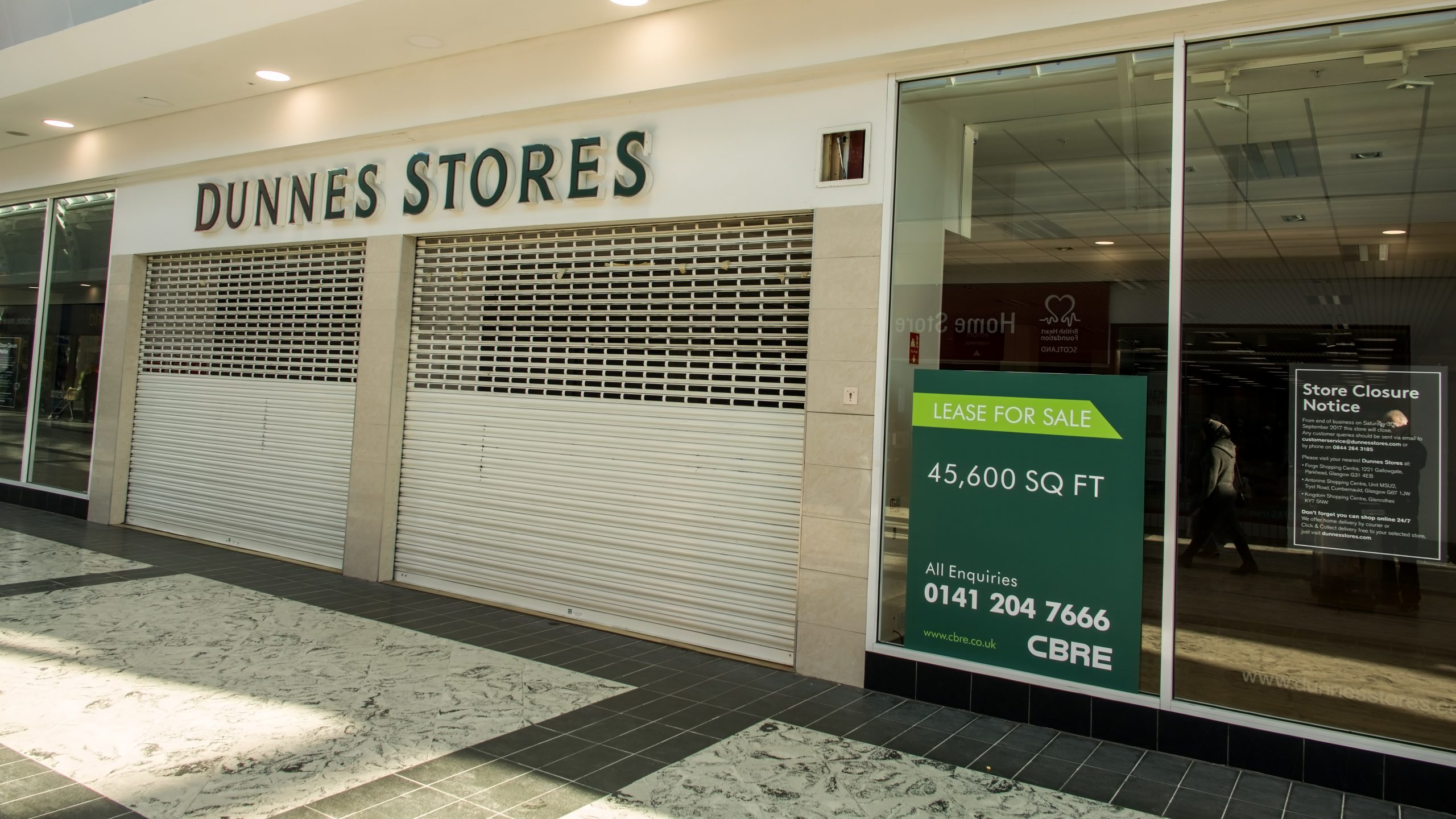 Dunnes at a loss – Covid costs incurred
