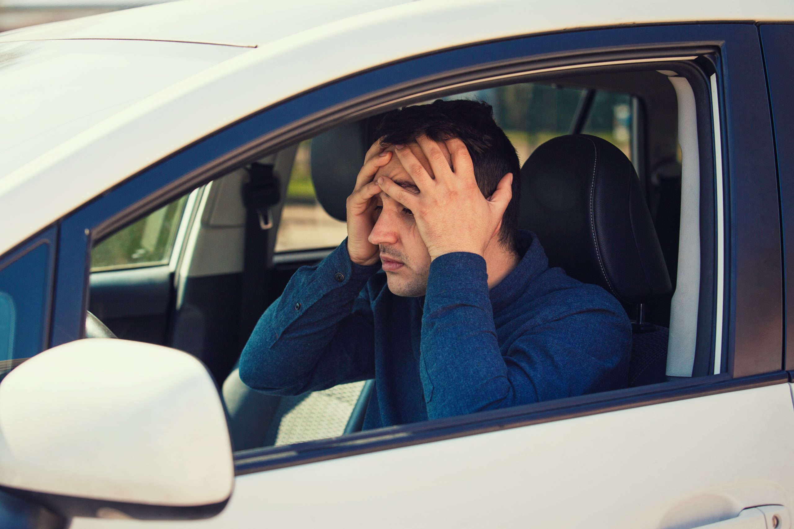 Drive Offs Double in Past Three Years – mostly 'human error'