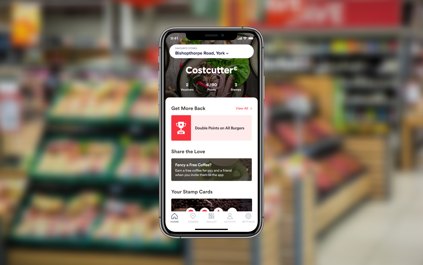 Costcutter Group to Trial Customer Loyalty App