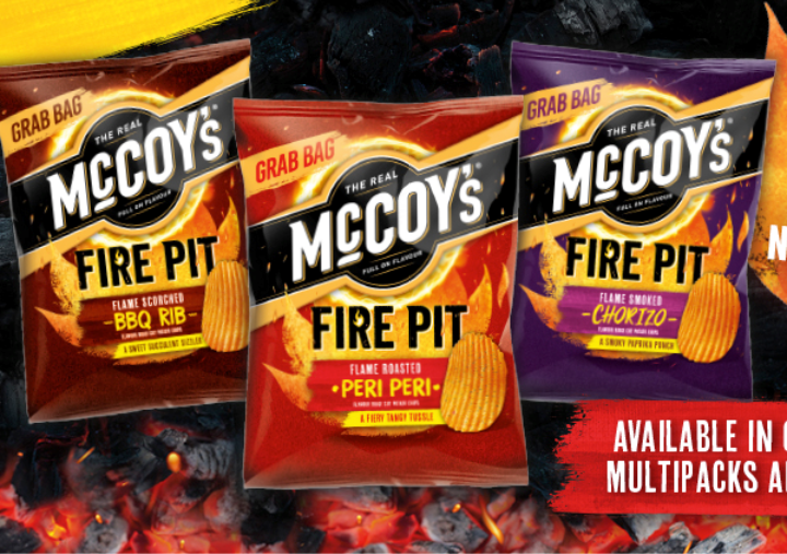 McCoy's Firepit – Major Marketing Campaign Underway
