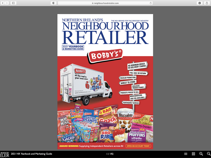 Neighbourhood Retailer Yearbook & Marketing Guide – Out Now