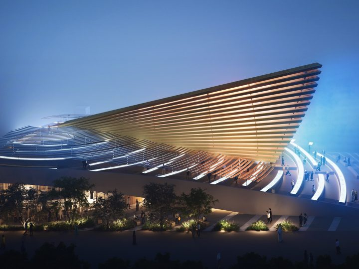 One year countdown starts to Northern Ireland day at World Expo Dubai