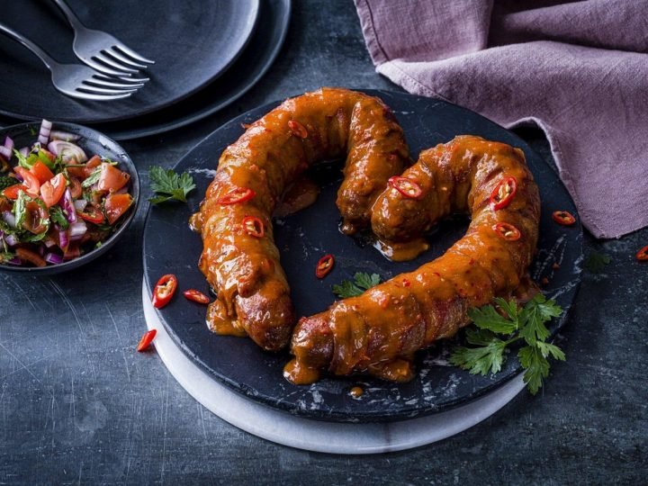 Finnebrogue Artisan spices things up withthe return of the M&S Love Sausage