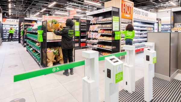 Amazon opens first UK 'walk in, walk out' store – totally till free
