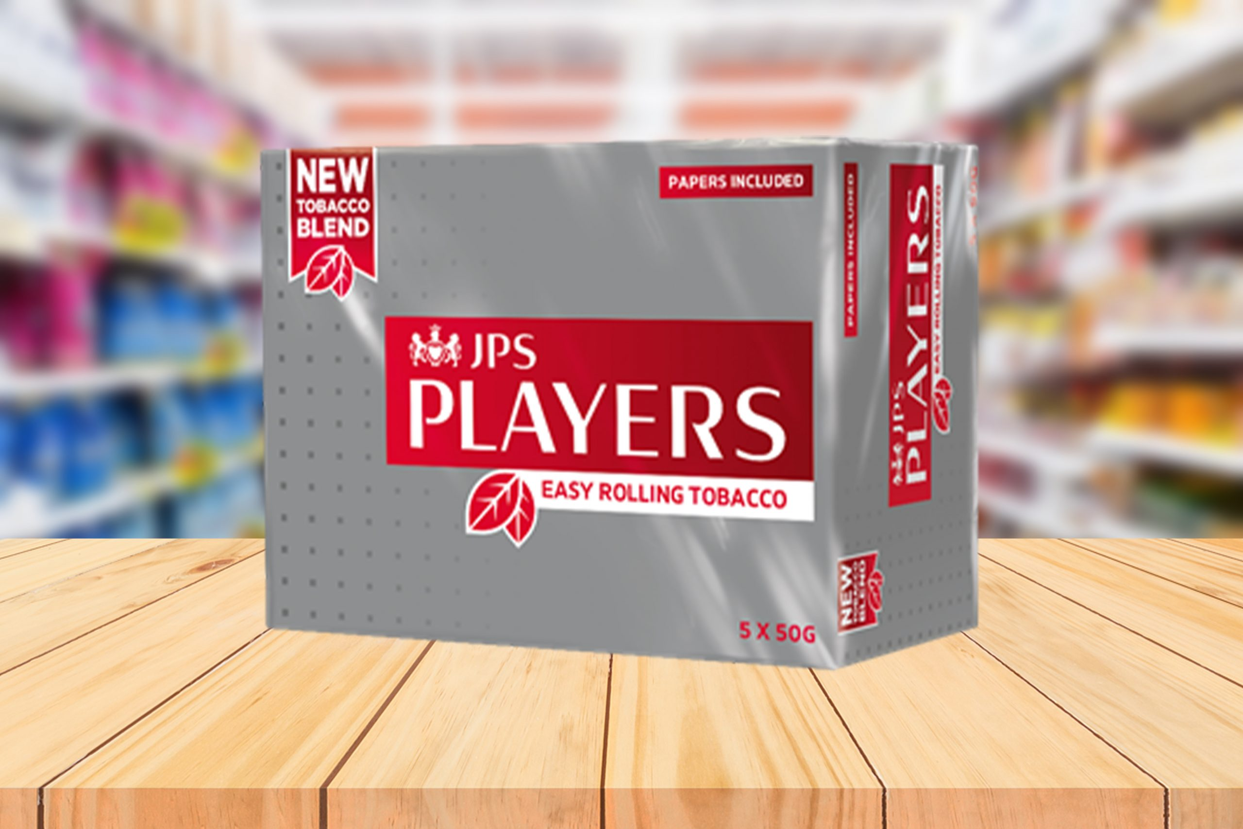 Sales Set to Start Rolling in with Launch of New Blend from JPS Players