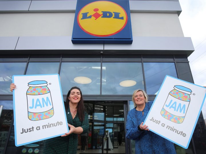 Lidl is first retailer to be JAM Card friendly in support of vulnerable customers