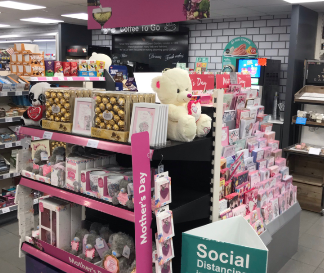 Nisa shapes up Mother's Day deals – social media support for retailers