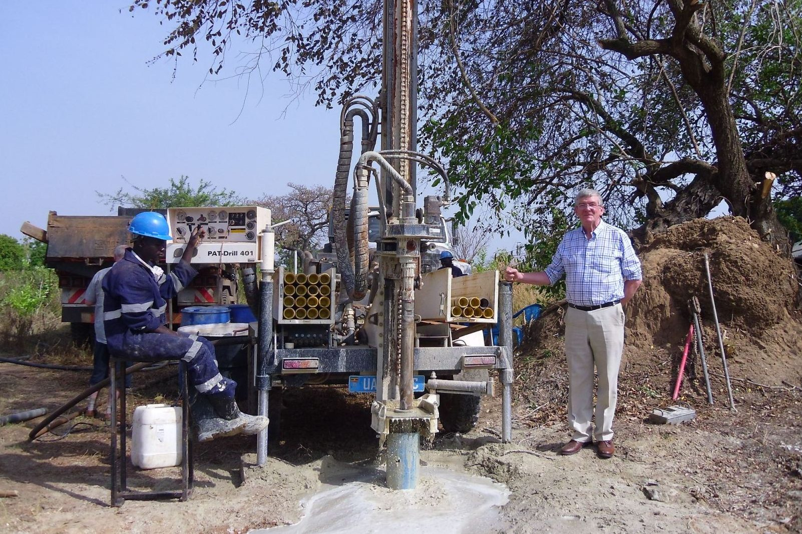 SuperValu, Centra retailer, Wilson's Country and other NI businesses helping bring water to East Africa