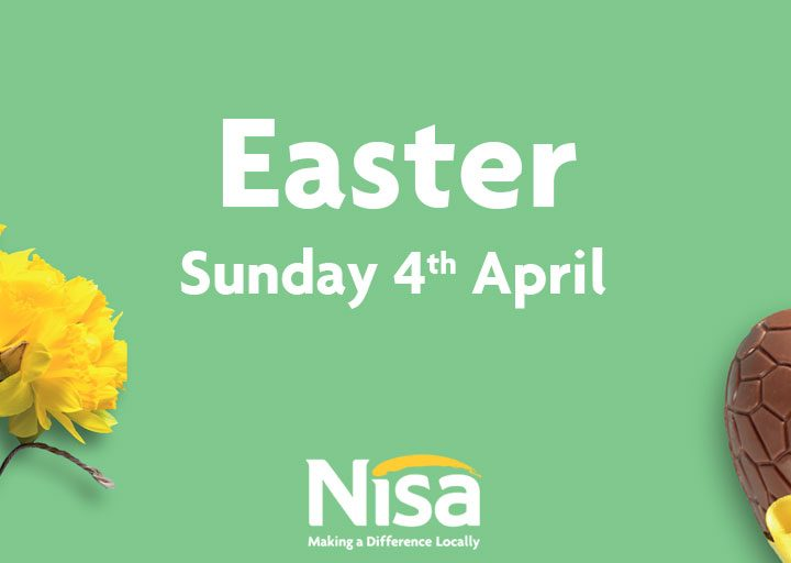 Easter made easy at Nisa