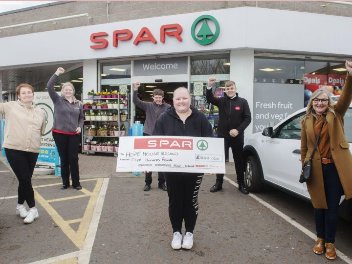 Local SPAR team Think Pink for much loved colleague, Nikole