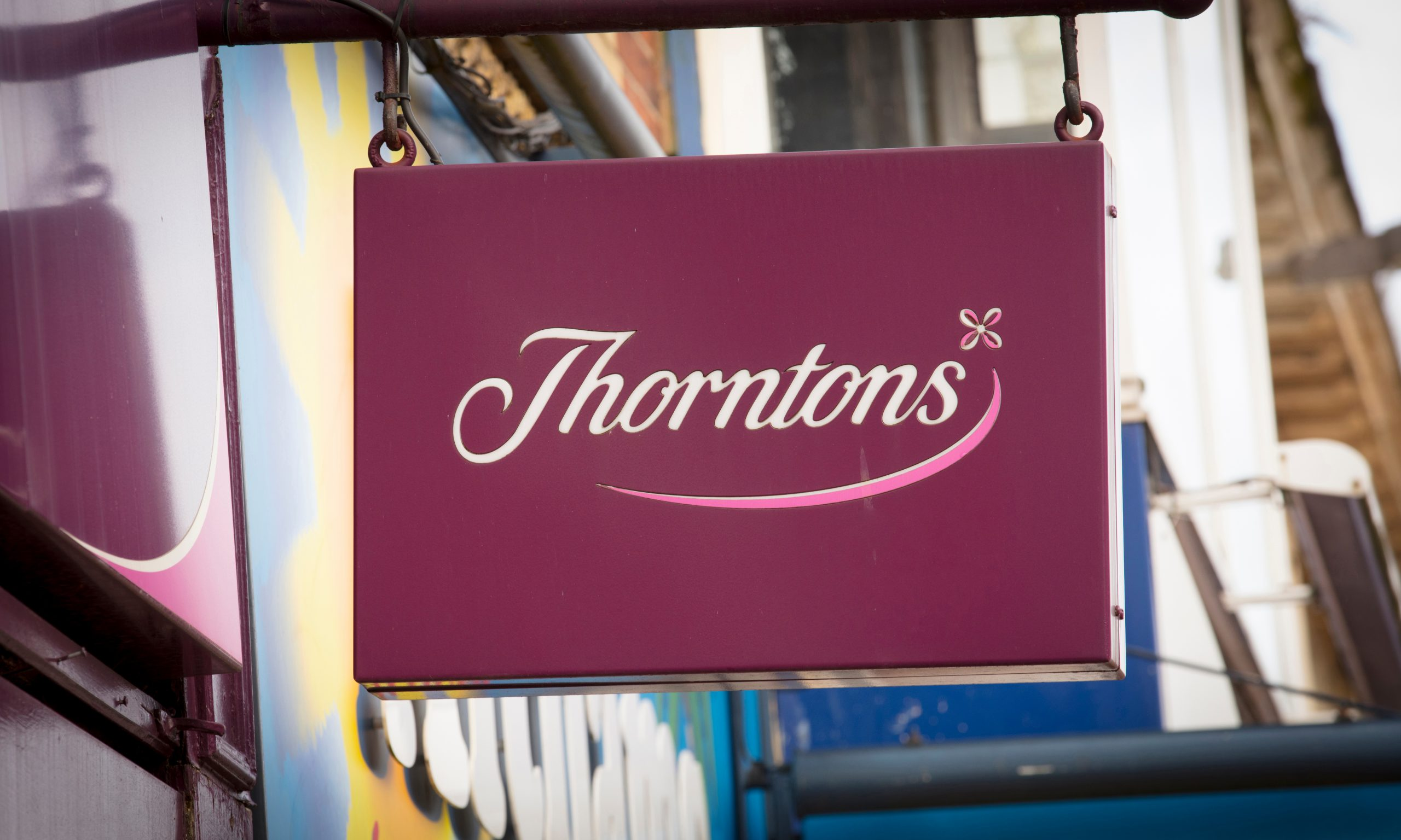 Sad news from Thorntons – 61 stores to close, 600 jobs at risk