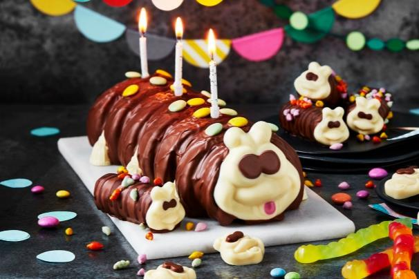 Cake Wars in Court – The Curious Tail of Colin the Caterpillar Cake – and his nemesis, Cuthbert