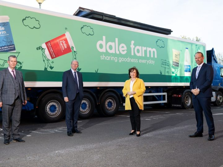 Full review of Northern Ireland's agri-food sector underway
