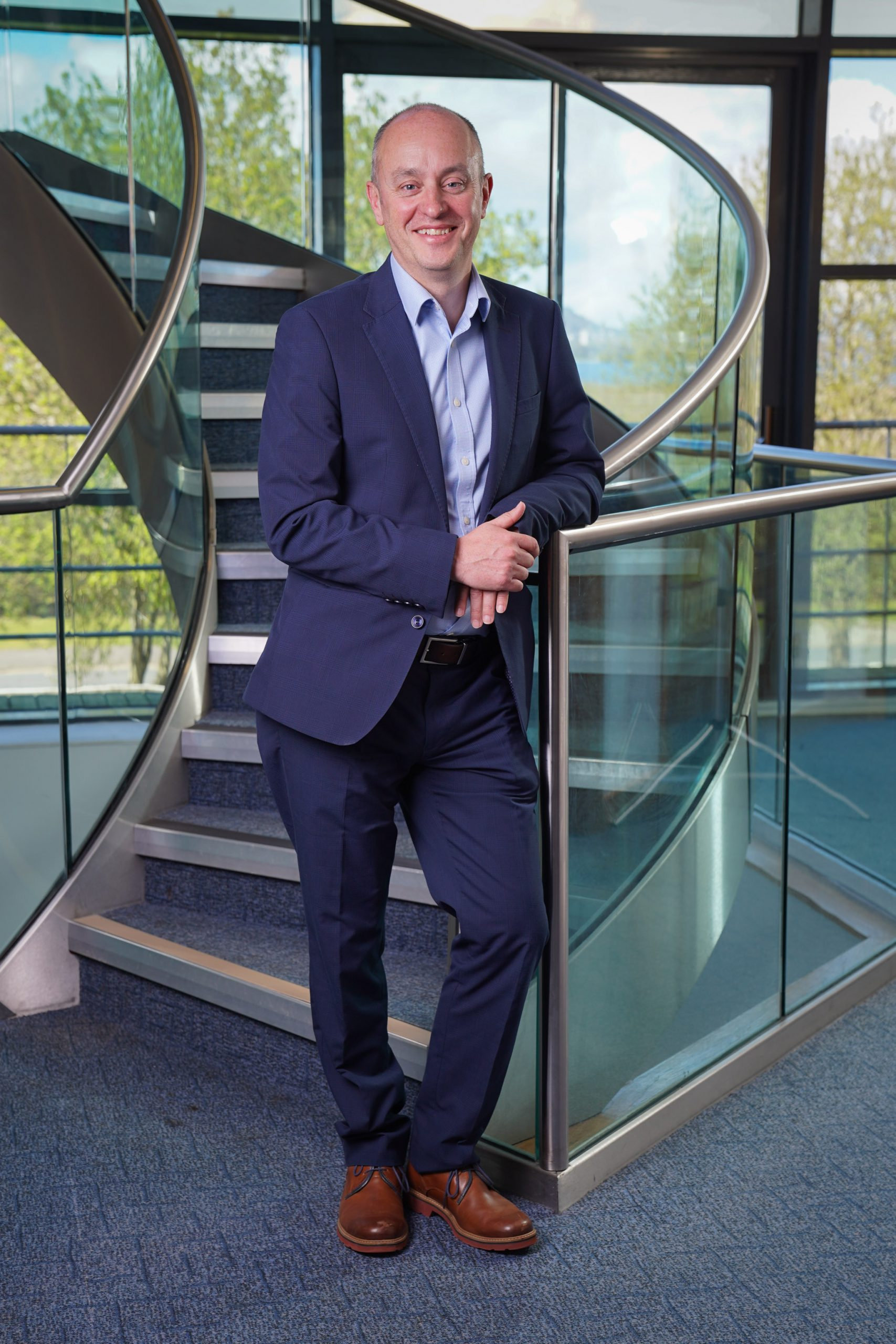 SHS Group appoints Alan Neill as commercial director
