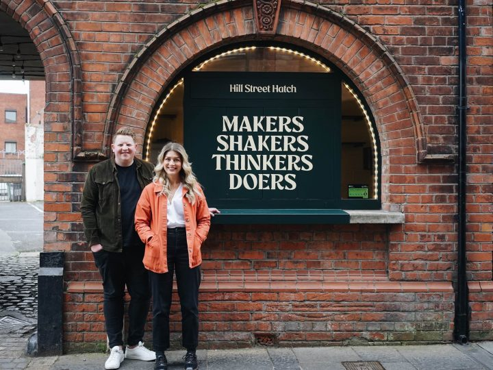 Hill Street News – Pop-Up incubator in Cathedral Quarter gets a LEVELup