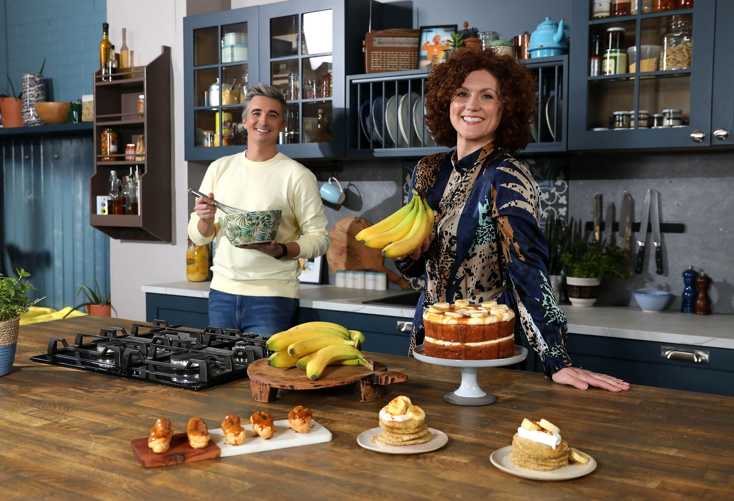 The search is on to find 'Ireland's Best Banana Dessert'
