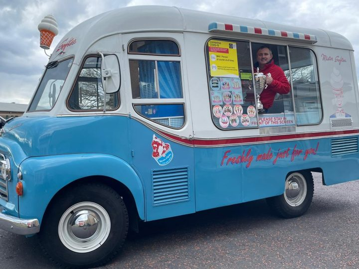 Northern Ireland takes Ice Cream Van of the Year title for the first time in 43 years