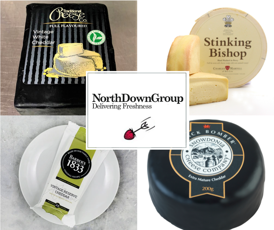 'Say Cheese!' North Down Group announces new distribution partnership