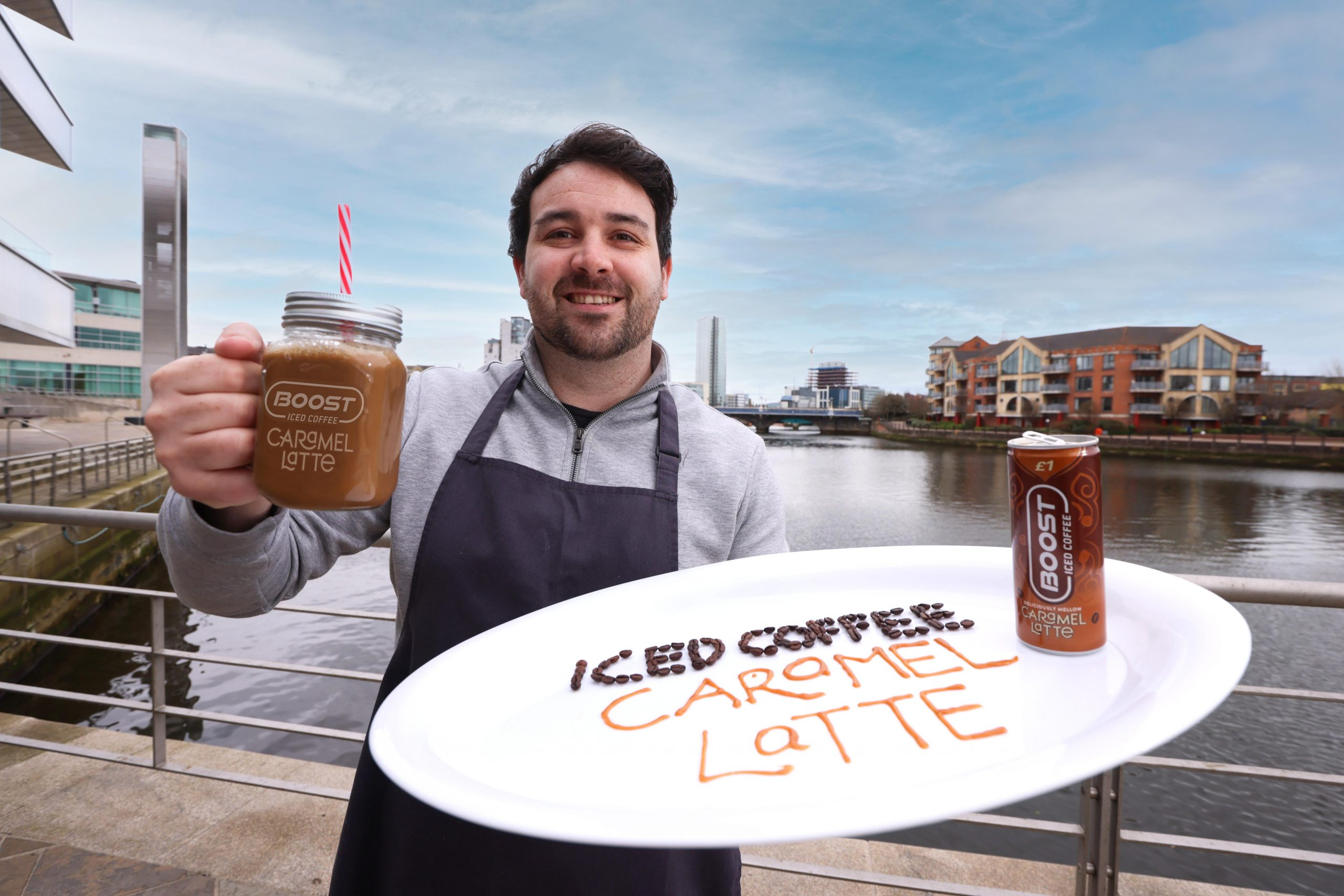 Independent retailers Iced Coffee range gets a BOOST