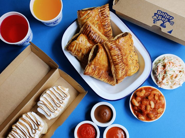Sausage Roll Pop-up Concept, Roller Boy, launches at Hill Street Hatch